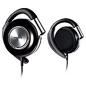 Philips SHS 4700 Ear Clip headphones - Black