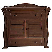 Tutti Bambini Marie Chest Of Drawers, Walnut