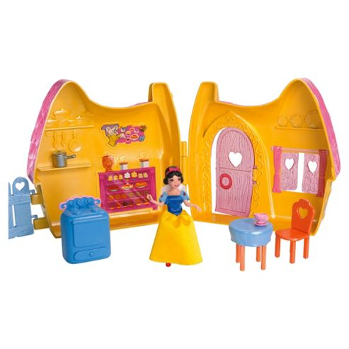 Disney Princess Favourite Moments Royal Boutique Connectable Snow White Cottage