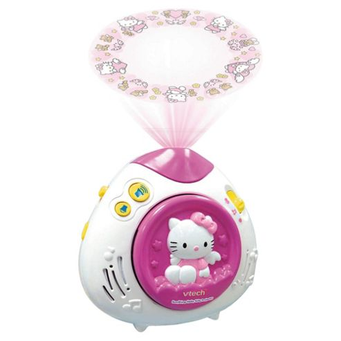 VTech Hello Kitty Lullaby Teddy Projector
