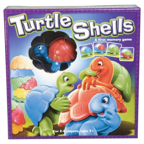 Paul Lamond Turtle Shells Memory Game