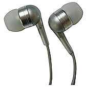 Technika In-ear headphones - Silver