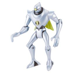 Ben 10 Ultimate Aliens 10cm Figure Nanomech