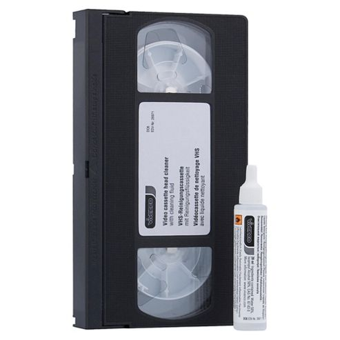 Vivanco DC6 VHS Head Cleaner