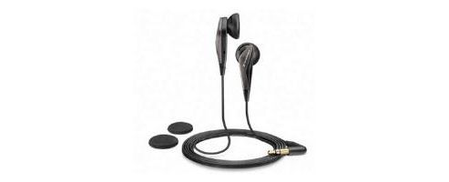 Sennheiser MX 375 In-Ear Headphones - Black