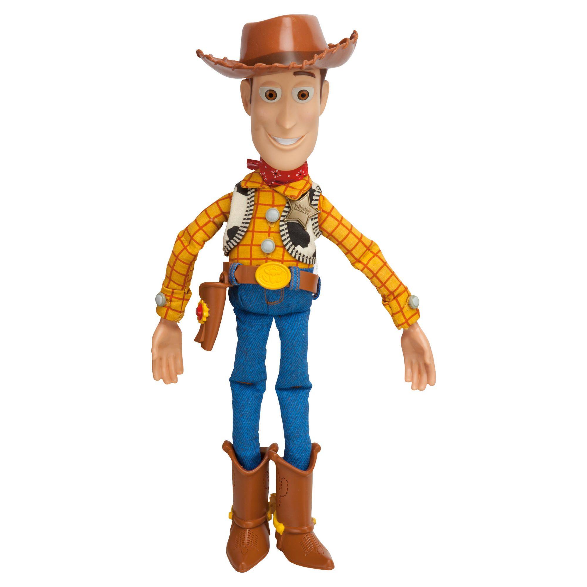Toy Story: Toy Story 3 12 Inch Talking Sheriff Woody Figure