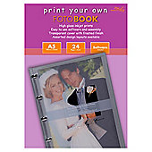 Media Foto Book with Assorted Design Layouts