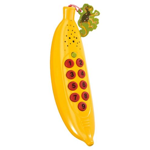 Zingzillas Banana Phone