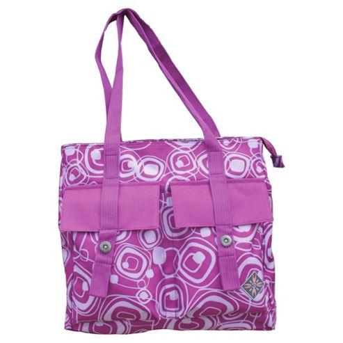 Whirlwind shopper bag Pink