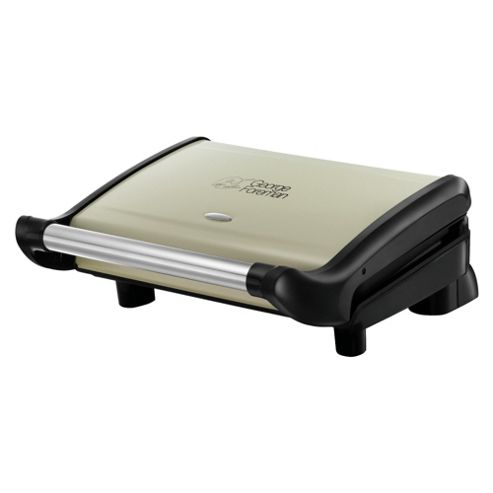 George Foreman Cream Heritage 5portion Grill