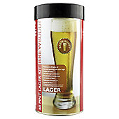 BrewBuddy Lager Kit, 40 pints