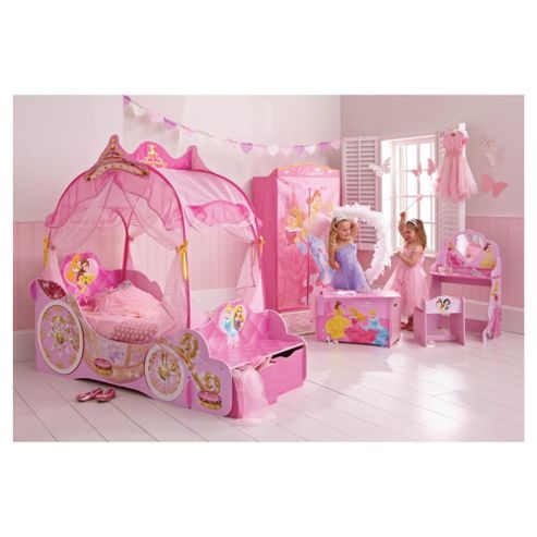 Buy Disney Princess Carriage Bed Frame from our Storage ...