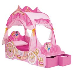 Disney Princess Carriage Bed Frame