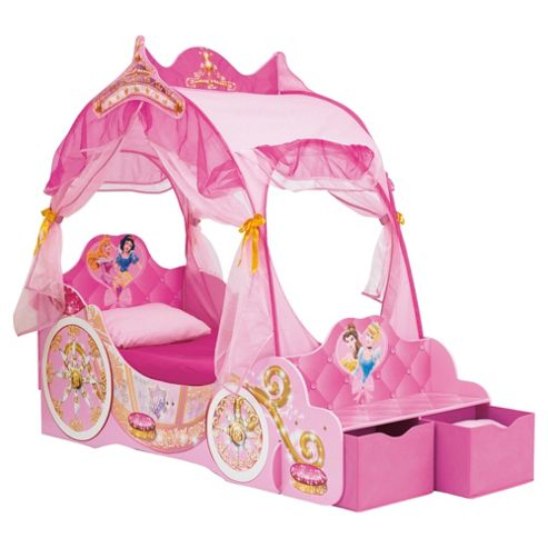 buy disney princess carriage bed frame from our storage
