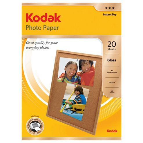 Kodak Photo Paper A4 Bronze