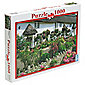 FX Schmid Cottages At Branscome 1000 Piece Jigsaw Puzzle
