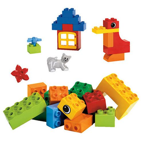 LEGO Duplo Creative Building - Brick Box
