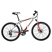 "Barracuda Core 26"" Mens' Front Suspension Mountain Bike"