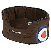 Scuffs Aviator pet bed small