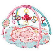 Bright Starts Petal & Friends Baby Activity Play Gym