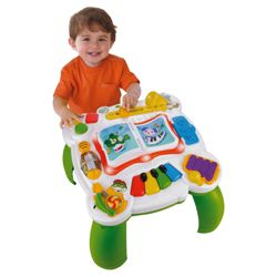 LeapFrog Learn & Groove Table Green