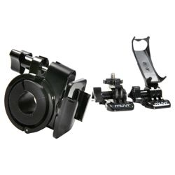 Veho Pro handlebar Tripod mount for Muvi & Muvi Pro with accessories