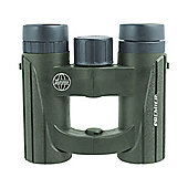 Hawke Premier 8x25 Compact Open Hinge Binoculars Green