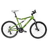 "Muddyfox Boomslang 26"" Adult Mountain Bike – Men's"