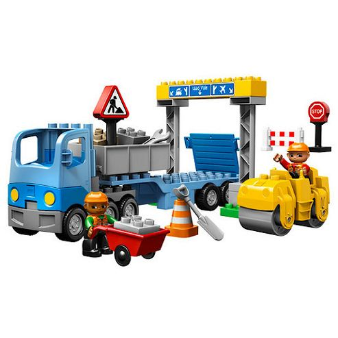 LEGO Duplo Road Construction 5652