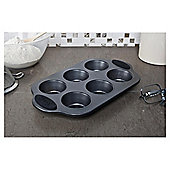 Swan Silicone Handled Muffin Tray
