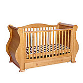 Tutti Bambini Louis Cot Bed, Old English