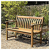 Alexander Rose Acacia Wooden Bench 4ft