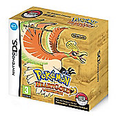 Pokemon - HeartGold Version includes Pokewalker