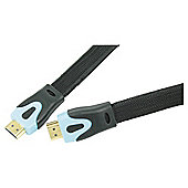 Technika 3.0m HDMI to HDMI High Performance Flat Cable