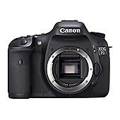 "Canon EOS 7D Digital SLR Camera, 18 MP, 3"" LCD, Full HD 1080p recording,  Body Only"