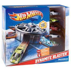 Hot Wheels Dynamite Blaster