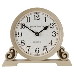 Jones & Co Worcester Mantle Clock