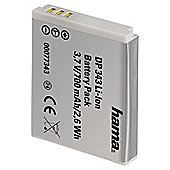 Hama DP 343 Li-Ion Battery for Canon (Equivalent to Canon NB-6L battery)