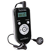 Technika DAB112 Portable DAB Radio