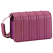 Lowepro Luxe leather pink case