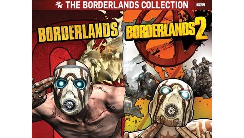 Borderlands 1 & 2 Double Pack
