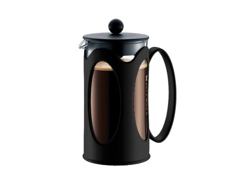 Bodum 10685-01 Kenya Coffee Maker Black 8 Cup