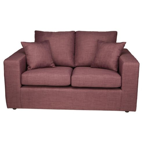 Maison Small 2 seater  Fabric Sofa Aubergine