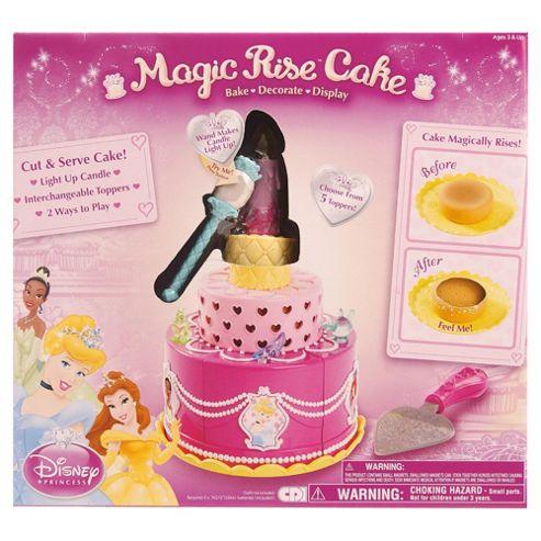 Buy Disney Princess Magic Rise Cake From Our Disney