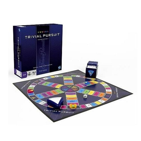 Trivial Pursuit Master Edition - Educational Kit