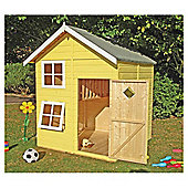 Finewood 5ft x 5.5ft Croft Wooden Playhouse