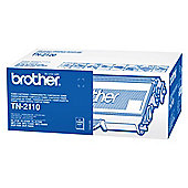 Brother TN2110 Laser Toner Cartridge - Black