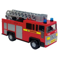Fuel Line Fire Rescue Truck