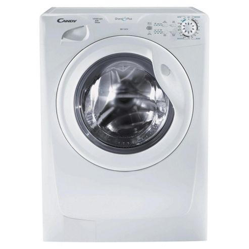 Candy GOFS262 Washing Machine, 6kg Wash Load, 1200 RPM Spin, A+ Energy Rating. White