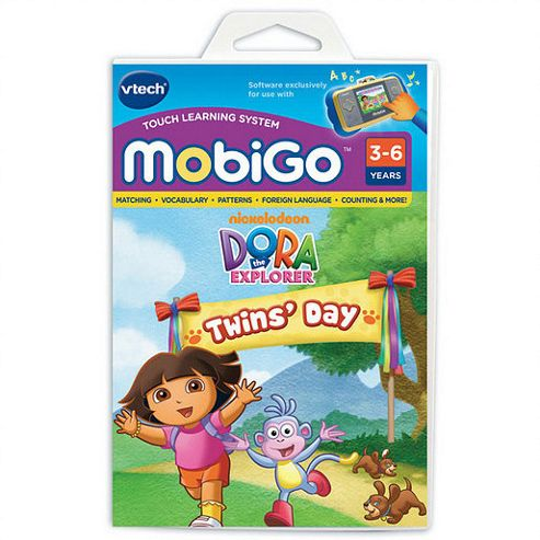 VTech Mobigo Software Dora